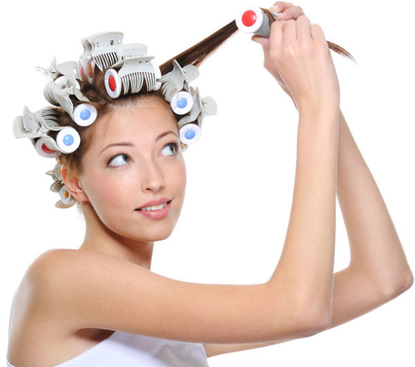 Данные парикмахерские приспособления идеальны для быстрой завивки.