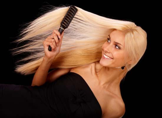 Даже тонкие волосы могут выглядеть привлекательно