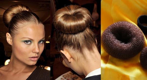 Даже тонкие волосы выглядят роскошно благодаря такой мочалке.