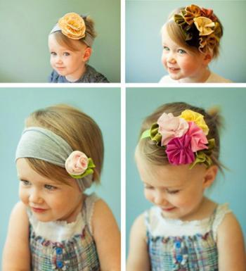 Детские аксессуары прекрасно дополнят образ маленькой принцессы