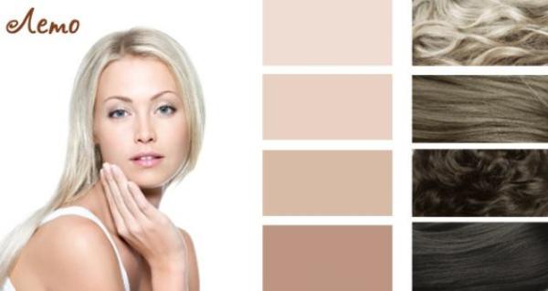 Девушек с летним цветотипом пепельно-русые волосы украсят