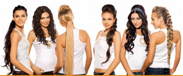 Длинные волосы – красивая прическа!