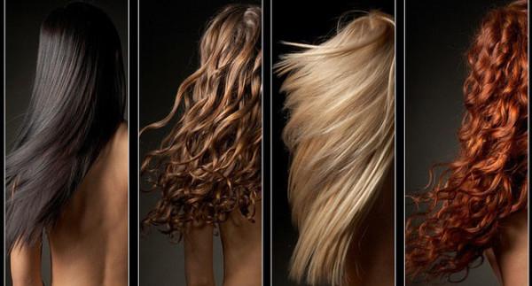 Для каждого типа волос требуется индивидуальный уход