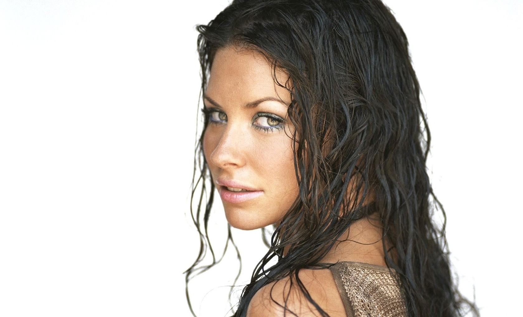 Мужская прическа эффект мокрых волос