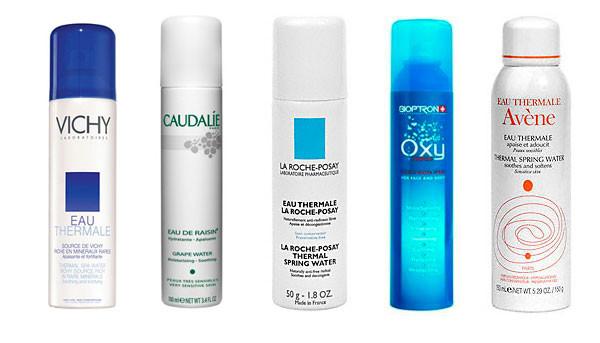Для увлажнения волос подойдет термальная вода, которую мы используем для кожи лица (цена - от 230 руб.)