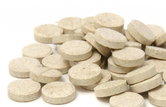 Дрожжи в таблетках