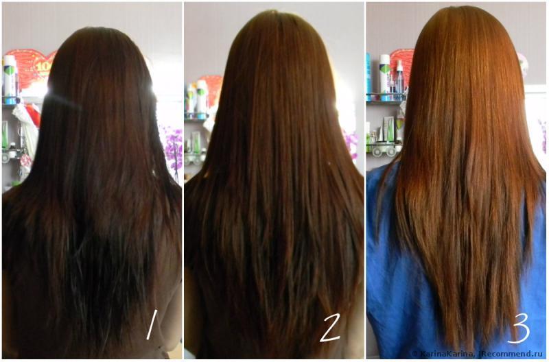 Как покрасить темные волосы в светлый цвет. Осветление 24
