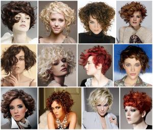 Эффектные стрижки для вьющихся волос многочисленны, на фото – далеко не все варианты