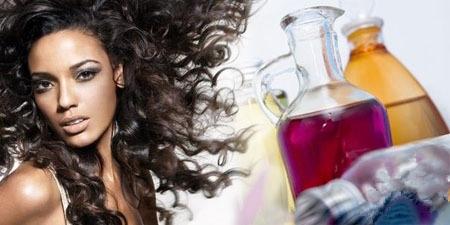Эфирные масла заметно улучшают локоны