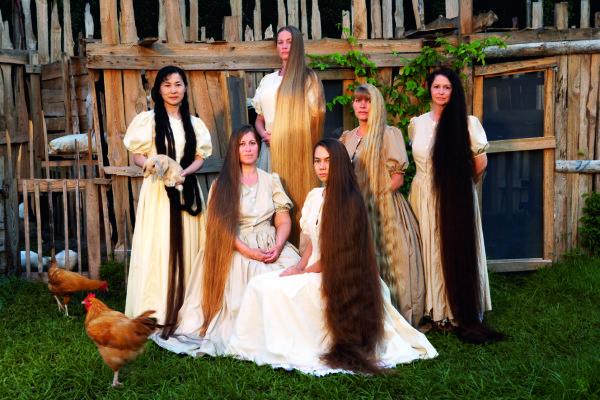 Если вам приснились люди с длинными волосами на голове, то у вас будет прибыль