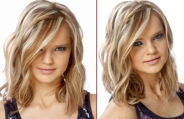 Как сделать легкие волны на волосах 66