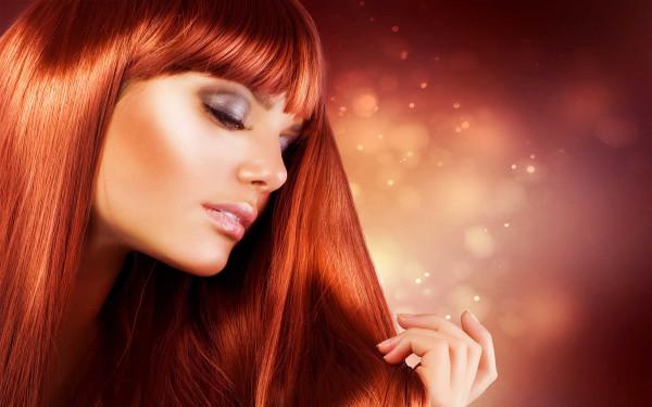 Если вы предпочитаете светло-коричневые оттенки, будьте осторожны во время мытья головы.