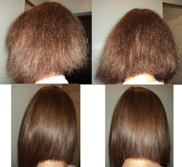 Эта процедура дает волосам новую силу