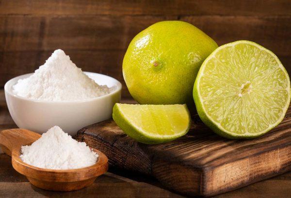 Мытье волос с содой и желтком