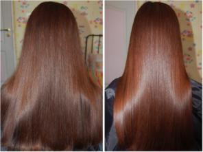 Фото до и после особенно впечатляют