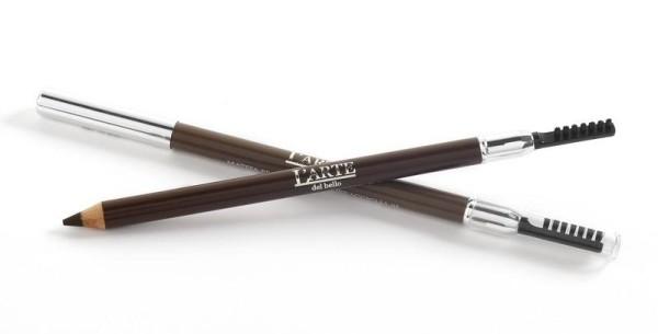 Фото карандашей с щеточкой на обратном конце