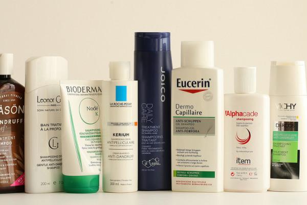 Фото лечебных шампуней, действие которых направлено на решение различных проблем с волосами