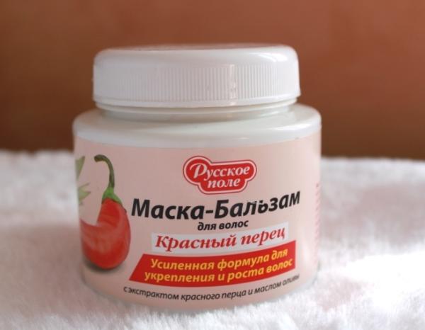 Фото маски от марки «Русское поле»