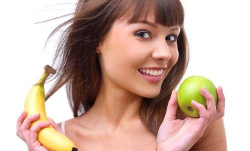 Фото: правильное питание – здоровые волосы