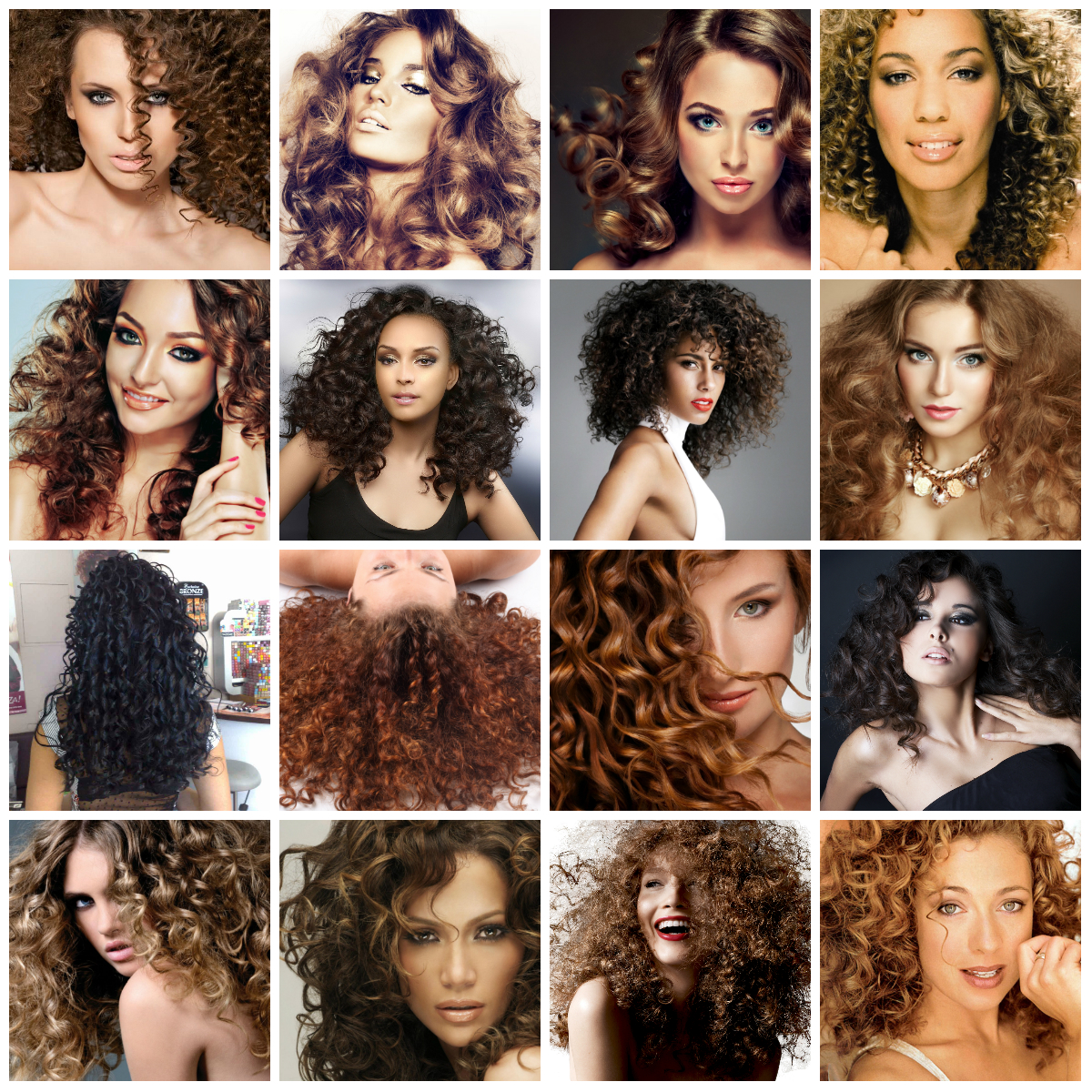 неё картинки разные типы волос мой