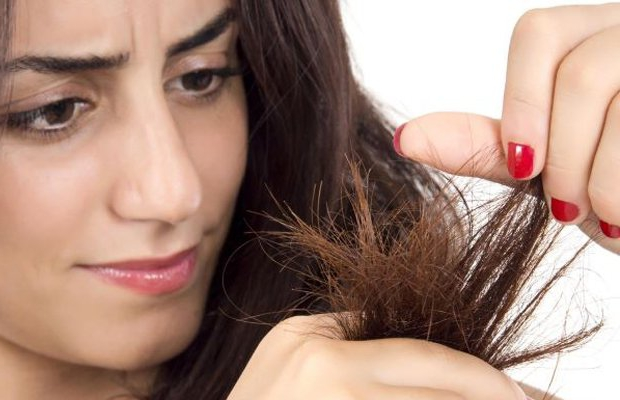 сеченые кончики волос причины