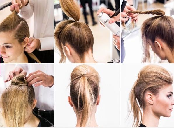 Как сделать причёску на редкие волосы: виды - Женское мнение 94
