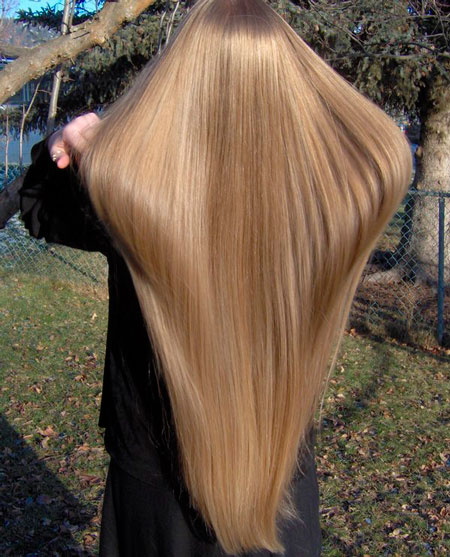 Фото: травы для волос помогут отрастить косу до пояса!