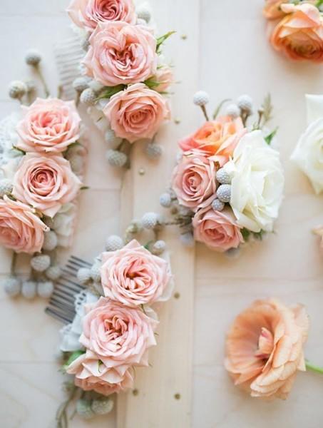 Готовые свадебные украшения