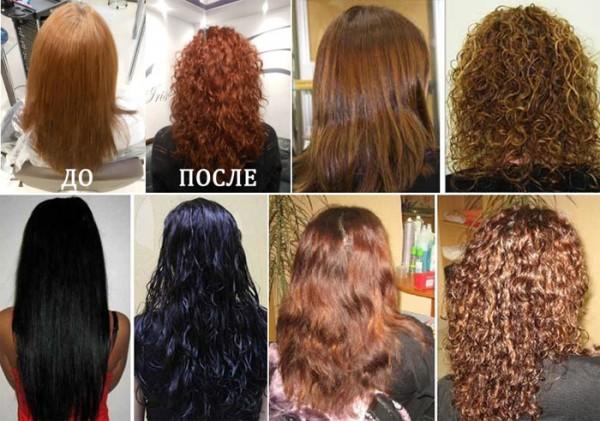 Химия – достаточно серьезный стресс для волос, среди всего разнообразия техник и составов рекомендуем выбирать наиболее щадящие, например, биозавивку