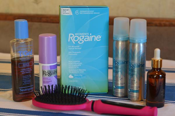Инструкция к Women's Rogaine позволяет его использовать длительное время и совмещать с иными средствами ухода за волосами