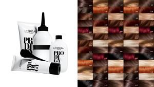 Инструкция по подбору оттенка L'Oréal Paris PRODIGY