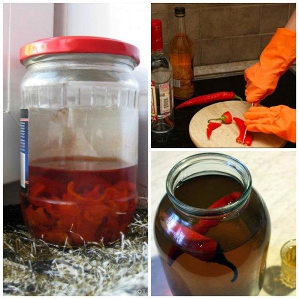Инструкция по приготовлению домашней перцовой настойки