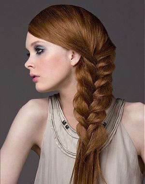 Длинная и густая коса – девичья краса