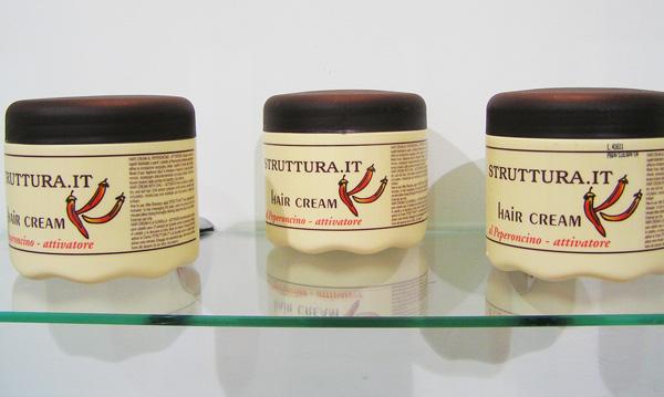Итальянский крем с перцем от марки Struttura