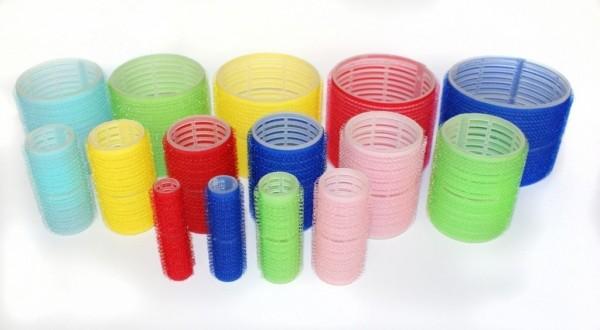 Изобилие форм и цветов позволяет легко выбирать липучки.