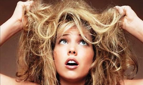 К волосам надо относиться бережно