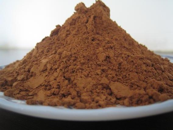 Какао поможет получить интересный и красивый оттенок
