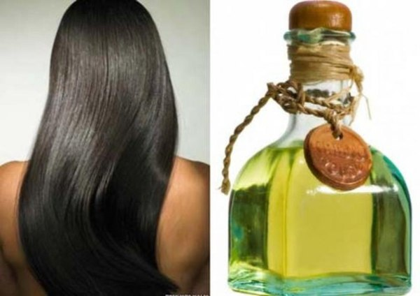Касторовое масло одно из самых полезных для шевелюры