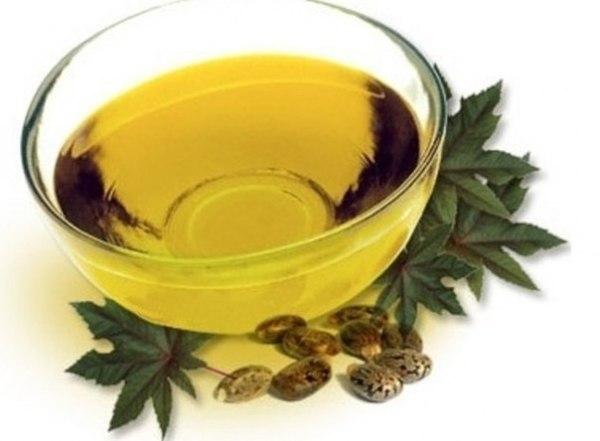 Касторовое масло при выпадении в чистом виде лучше не наносить