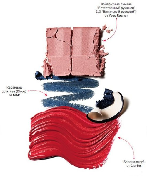 Классическая цветовая гамма для брюнеток