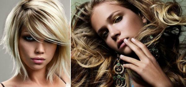 Колорирование – эффектно смотрится как на длинных волосах, так и на короткой стрижке!
