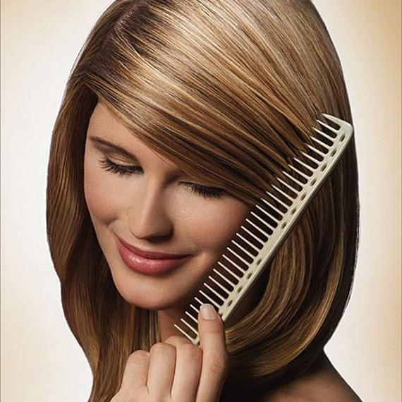 Колорирование позволит добавить волосам объем