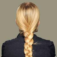 Коса для создания волн - что может быть проще?
