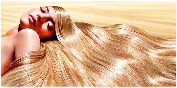 Красивые волосы – подарок природы