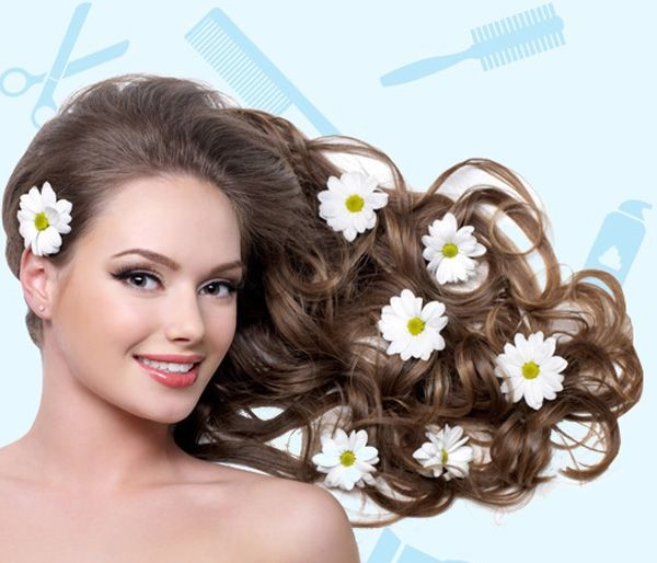 Красоту и силу волос обеспечит спрей на основе ромашки