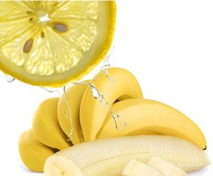 Лимон и банан – уникальный тандем