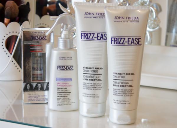 Линейка для кудрявых волос Frizz-Ease John Frieda