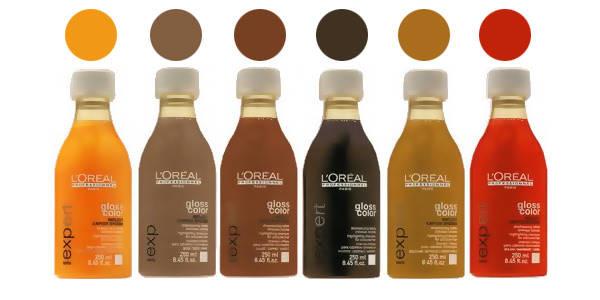 L`Orealпредлагает потребителям широкую цветовую линейку