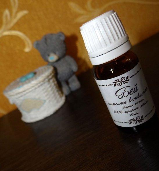 Маска для волос с маслом бей – залог длинных и здоровых локонов
