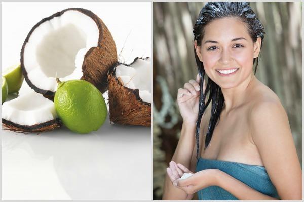 Маски из кокоса очень просты в использовании, а главное – действенны!